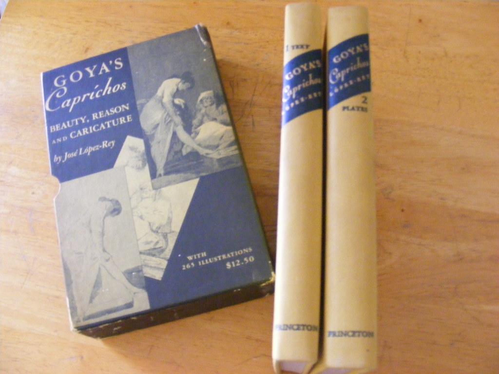Goya's Caprichos 10