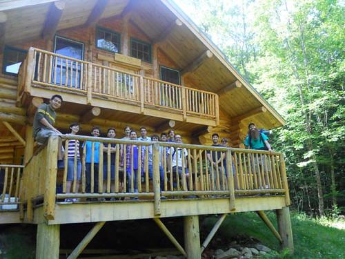 Lodge Camping Trip