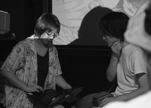 Uso Fujishiro and Umelabo talks about Pigmhall's artwork