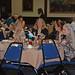 2559  - Banquet - Jennifer Zucker, Susan Pennington, Kay Whittington, and (2)