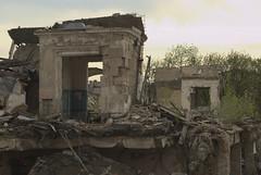 Ruine des Marktes