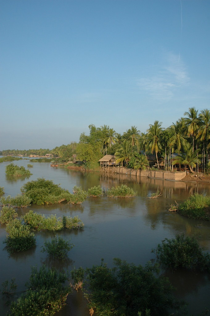 Don Khon river views