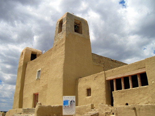 Church at Acoma Pueblo 20100621