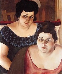 Christian Schad, Maria and Annunziata, 1923 (kraftgenie) Tags: germany weimar schad ripeness