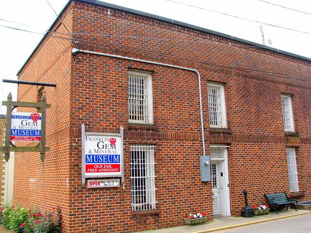 Franklin, NC Gem & Mineral Museum