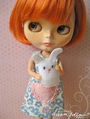 Pocket Bunny dress