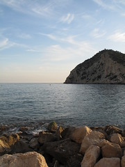 Finestrat (SamwiseGamgee69) Tags: finestrat alicante espaa spain beach playa cala mediterranean sea mar mediterrneo