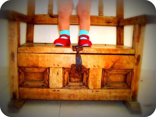 Dorothy's Bench