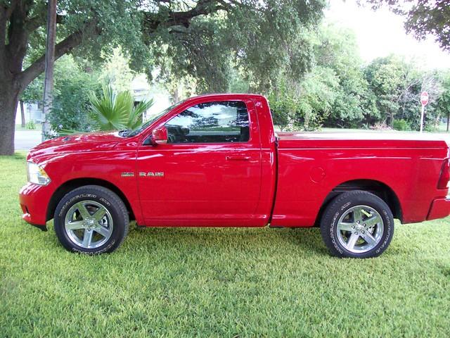 truck dodge hemi mopar ram 1500 v8 2010 highperformance