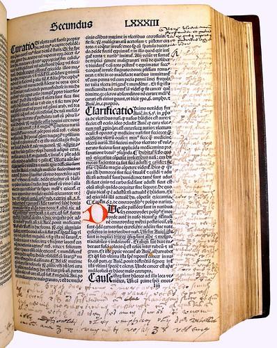 Page of Text from 'Summula Per Alphabetum Super Plurimis Remediis Ex Ipsius Mesue Libris Excerptis'