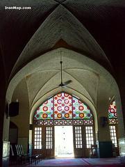 Jameh mosque - Yazd (IranMap) Tags: mosque yazd مسجد جامع یزد jameh iranmap iranmapcom