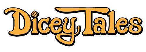 Dicey Tails Logo/Masthead