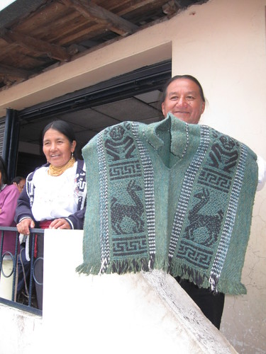 poncho maker family