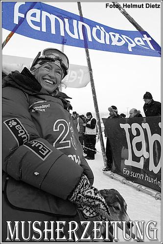 Femundlopet 2010 - Inger-Marie Haaland, Norway