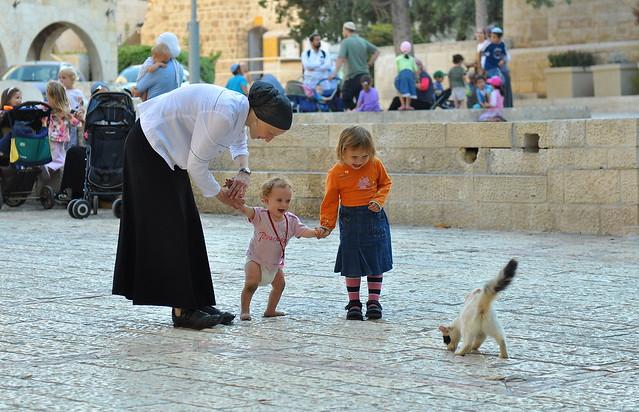 耶路撒冷 old city 的社區