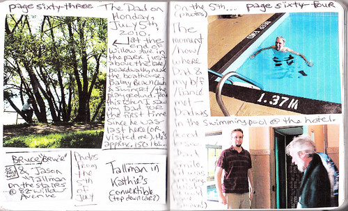Journal #25 pages 63 & 64