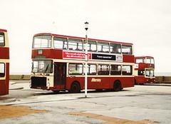Volvo Ailsa 0077 A159 HLV (The Messenger Boy) Tags: newbrighton volvoailsa merseybus wirralbuses