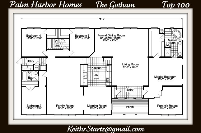 Palm Harbor Homes The Gotham Top 100