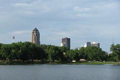 Park in Des Moines, IA