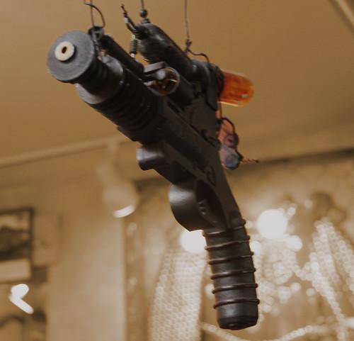 Que pistola es esta