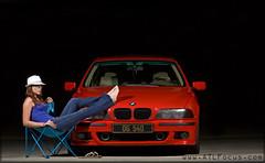 BMW E39 540i Hellrot Front End Brittany (Halston Pitman | MotorSportMedia) Tags: silver sketchy weird euro rental alpine type bmw m3 tuning aa shenanigans e30 supercharger 540 slammed bumpers stance e34 e46 m20 e36 m30 corbeau e28 m90 e39 a hellrot azev