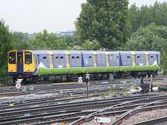 313111 Clapham 270709 (Dan86401) Tags: 313111 class 313 3131 silverlink londonoverground lo brel emu electricmultipleunit claphamjunction class313