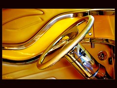 warmth (AceOBase) Tags: light yellow canon reflections photography classiccar shadows hotrod carshow streetrod topaz showcar worldcars hangingoutwiththefamily certifiedcarcrazy 1sweetride