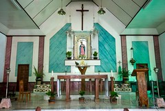 Batanes Itbayat Santa Maria Church Altar (lagal[og]) Tags: nikon philippines batanes itbayat northernluzon northernphilippines backpackphotography lagalog oggieramos