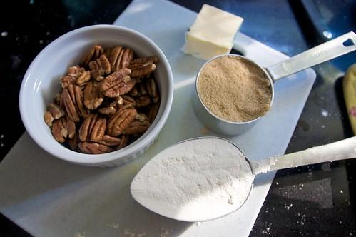 crumb ingredients