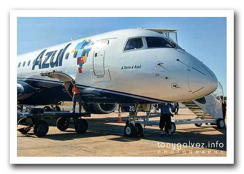 Azul getting ready to fly abroad