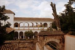 Generalife, Alhambra, Andalusien