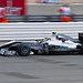 Nico Rosberg - Mercedes GP - F1 Qualifying British GP 2010