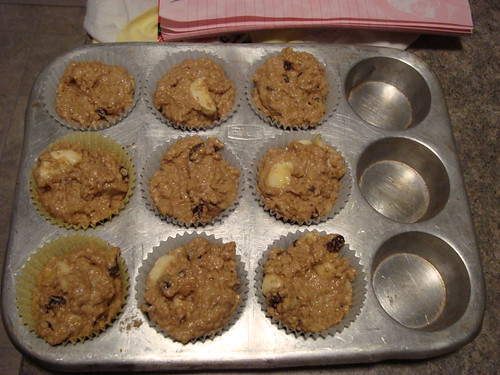 mmm bran muffins