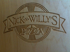 Nick N Willys Pizza in Hazel Dell WA