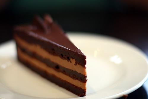 Lindt cake.