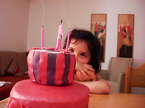 Noras Geburtstagstorte 2010