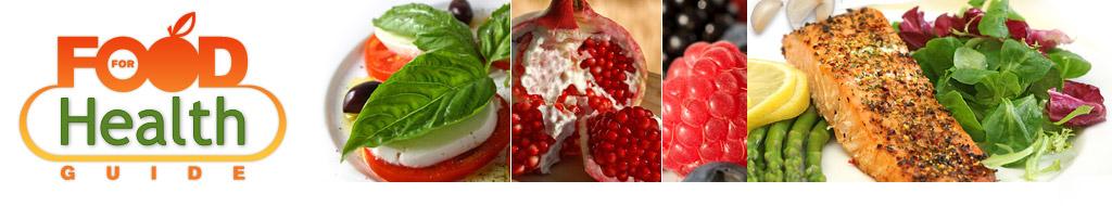 Food for Health Guide healthy menu recipes nutrition vegetarian อาหาร เพื่อสุขภาพ ชีวจิต