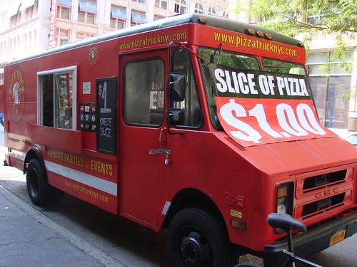 $1 Pizza Truck