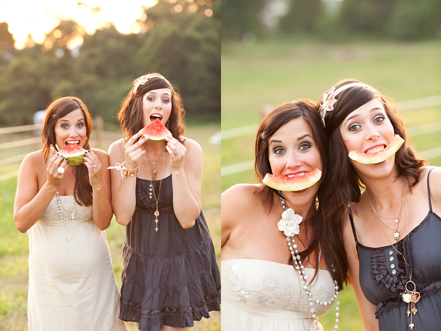 Lauren and Kristin~ Editorial Maternity Session