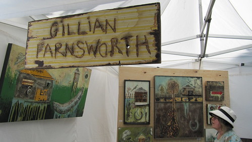 Gillian Farnsworth - 2010 Toronto Outdoor Art Exhibition