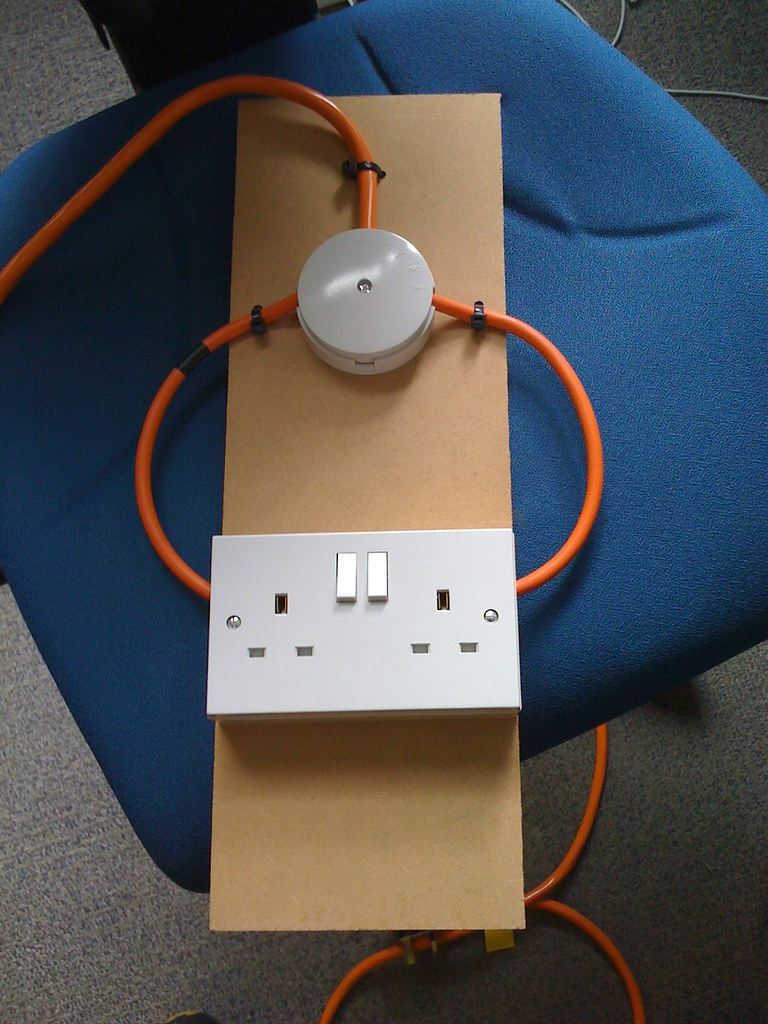 The Worlds Best Photos Of Socket And Wires Flickr Hive Mind Wiring Mains Fake Meter Tristanf Tags Chair