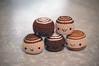 cinnamon buns (callie callie jump jump) Tags: cute burlington stuffed vermont crochet craft plush kawaii amigurumi artmarket urbanfarmgirl erinnsimon