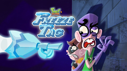 """Freeze Tag"" ""Title Card"