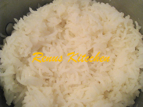 how to cook fluffy rice