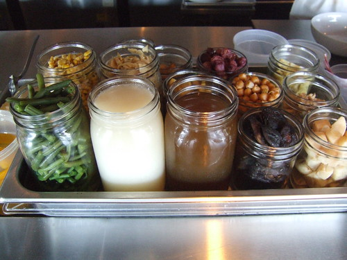 Mise en Place at Foreign & Domestic