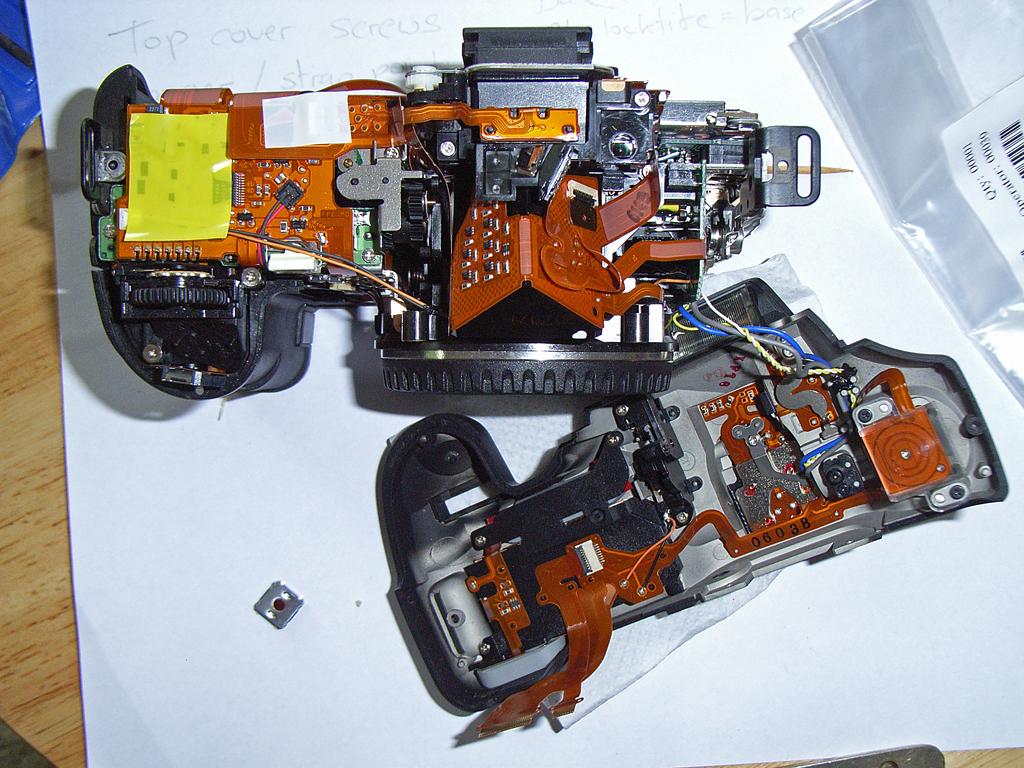 My Canon 30D | repair |