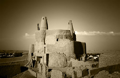 Castle (Salem_photos) Tags: old castle ancient saudi arabia    aljouf