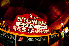The Wigwam (bigsnit) Tags: resort manitoba clearlake ridingmountainnationalpark wasagaming