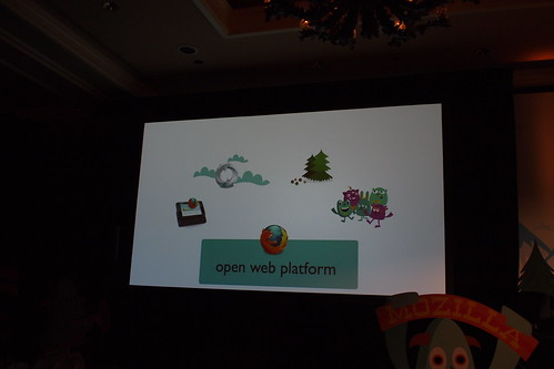 Mozilla Summit 2010, Open Web Platform