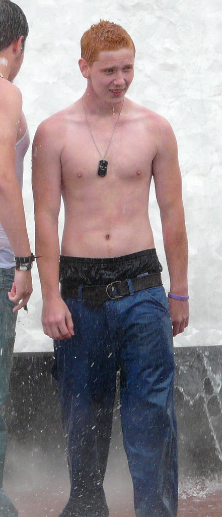 Gay redhead pic
